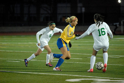 York vs. LT girls soccer