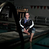 St. Charles East's Will Shanel is the Kane County Chronicle Boys Swimmer of the Year.