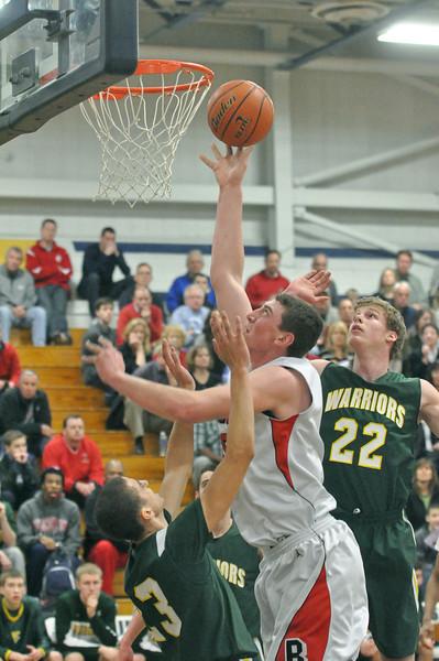 Benet-Waubonsie Valley boys basketball