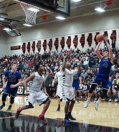 Dekalb 4A Sectional Boys Basketball Final