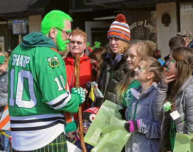 Elmhurst 2015 St. Patrick's Day Parade