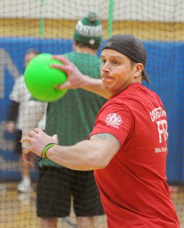 Franklin Middle School Dodgeball fundraiser tournament