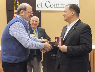 Glen Ellyn Chamber of Commerce Awards