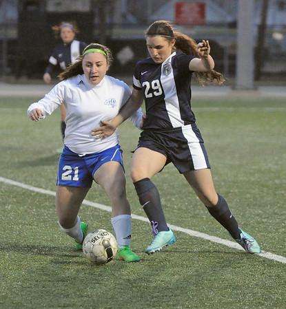 Lake Park at Riverside Brookfield girls soccer