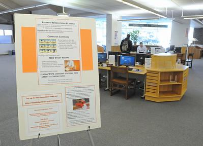 Woodridge Library renovations