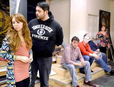 GreenMan Theatre in Elmhurst will be performing Arabian Nights