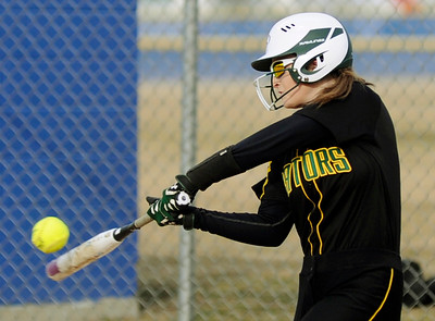 Crystal Lake South Larkin Girls Softball