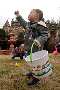 Bettendorf Castle Easter Egg Hunt