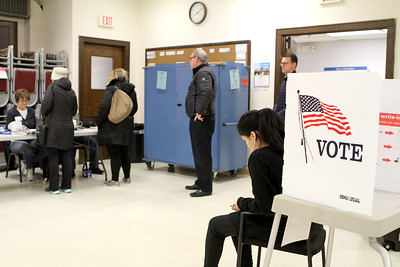 Election Day Polling Places
