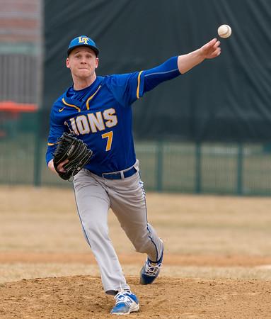 Lyons Township Baseball at St. Charles East
