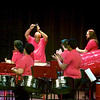Northern Illinois University Steel Band joined by special guest Dr. Clifford Alexis on March 23 at the Norris Cultural Arts Center in St. Charles.