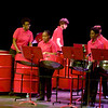 Northern Illinois University Steel Band performs on March 23 at the Norris Cultural Arts Center in St. Charles.