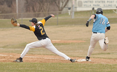 Willowbrook vs. Hinsdale South Baseball