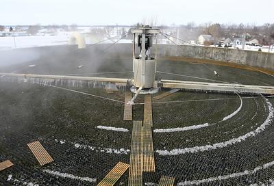 Harvard Sewage Treatment Plant