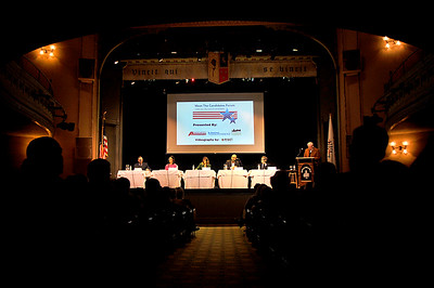 Woodstock City Council Candidate Forum