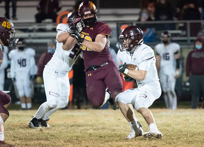 Richmond-Burton vs. Marengo Football