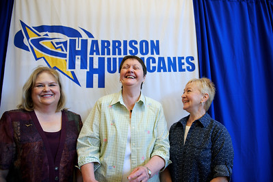 Daniel J. Murphy - dmurphy@shawmedia.com  Teachers from left: Debroah Draper, Diane Etten, and Karen Derner are retiring this June after after each teaching for at least 30 decades at Harrison Elementary School in Wonder Lake.
