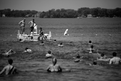 Daniel J. Murphy - dmurphy@shawmedia.com  Lifeguards begin a waterfront safety orientation for new and returning guards Saturday May 19, 2012 at the Crystal Lake Main Beach in Crystal Lake. The Crystal Lake Main Beach is scheduled to open Saturday May 26th.