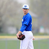 Geneva's Andy Honiotes pitches against Marmion in a 2012 game.