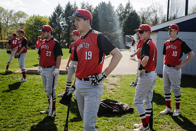 Huntley at Cary-Grove Baseball