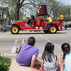 Jeff Krage – For Shaw Media<br /> The Batavia Shiners were part of Sunday's Loyalty Day parade.<br /> Batavia 5/5/13