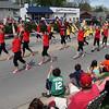 The Batavia Academy of Dance march in Sunday's Loyalty Day parade.<br /> Batavia 5/5/13