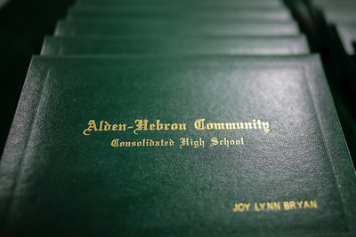2013 Alden-Hebron High School Commencment