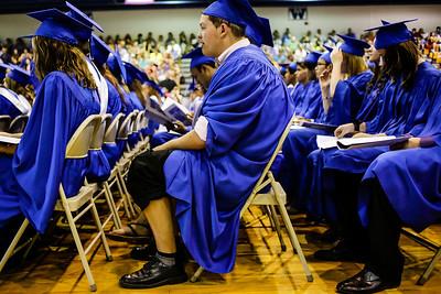 2013 Woodstock High School Commencment