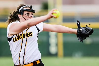 Dekalb Defeats Jacobs in Softball Regionals