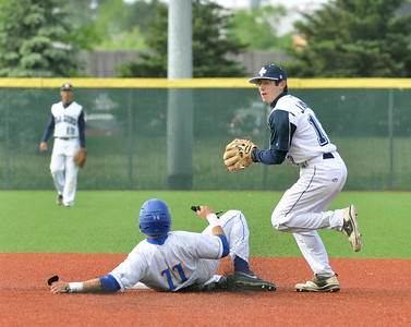 Addison Trail at Wheaton North baseball