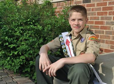 Dawes' Eagle Scout project
