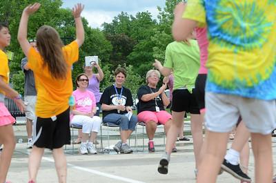 'Flash dance' at Walker School