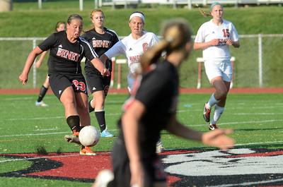HC vs. Benet girls soccer