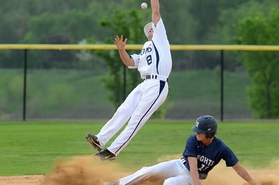 IC vs. Lisle baseball regional