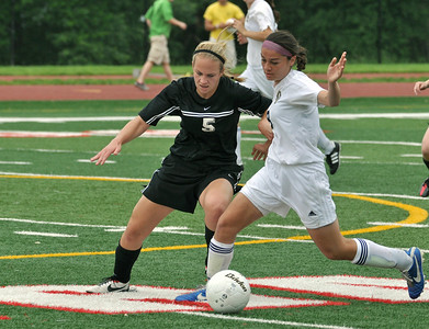 Lemont girls 2A state soccer semifinal