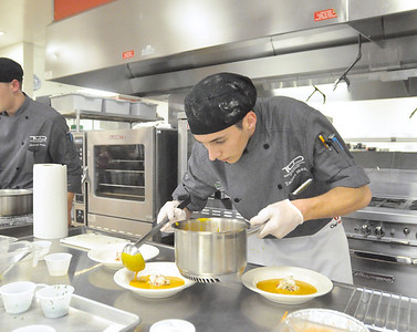 TCD student chefs compete