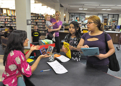 Villa Park Library reading program kicks off