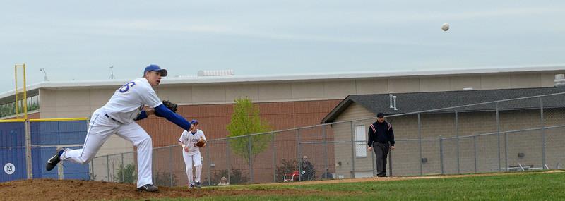 Wheaton North baseball vs. SE