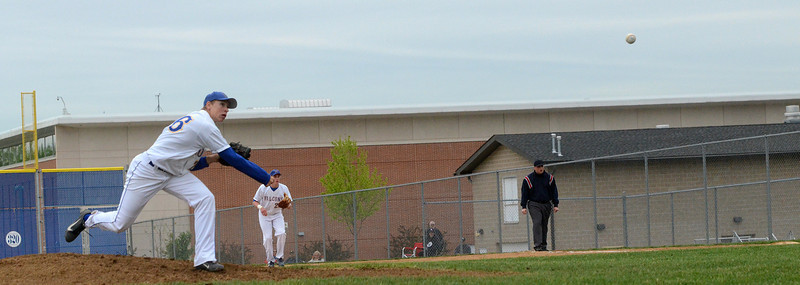 Wheaton North baseball vs. SE