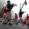 Jeff Krage – For Shaw Media<br /> The Batavia High School Marching Band performs during Sunday's Loyalty Day Parade in Batavia.<br /> Batavia 5/4/14