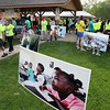 Jeff Krage – For Shaw Media<br /> People gather for the third annual Hope for Haitians 5K Walk/Run on Saturday at the Kane County Government Center.<br /> Geneva 5/10/14