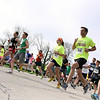 Jeff Krage – For Shaw Media<br /> The start of the third annual Hope for Haitians 5K Walk/Run on Saturday at the Kane County Government Center.<br /> Geneva 5/10/14