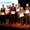 Chronicle Achievement Program award winners for the month of November were honored during a ceremony Wednesday at the Fox Valley Repertory in St. Charles. The CAP awards are sponsored by the Kane County Chronicle and KCT Credit Union.