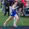 Geneva's Kathryn Adelman competes in the 800 meter run during the Metea Valley Girls Track and Field Sectional at Metea Valley High School in Aurora, IL on Thursday, May 15, 2014 (Sean King for Shaw Media)