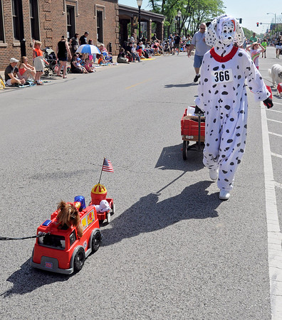 68th La Grange Pet Parade