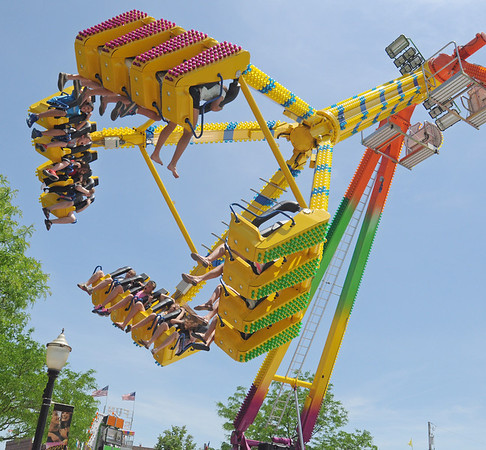 AHHH! La Grange carnival