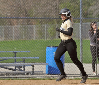 Glenbard North at Wheaton North softball