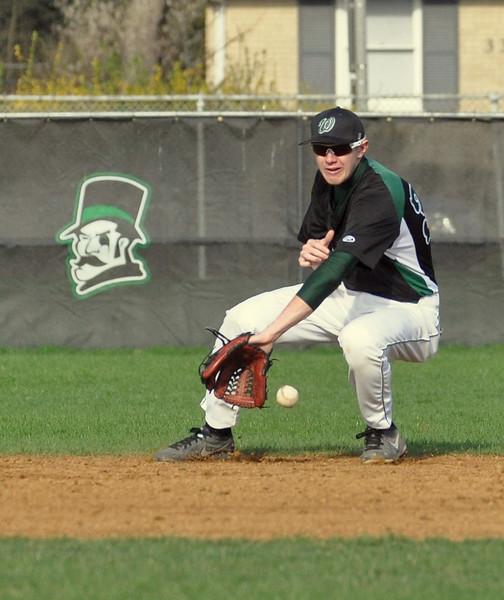 Glenbard West at York baseball