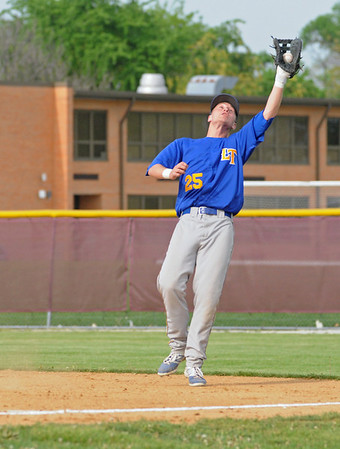 Lyons Township at Morton baseball