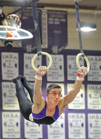 WSC Silver boys gymnastics